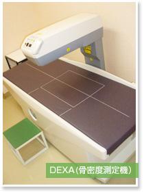 DEXA(骨密度測定機)